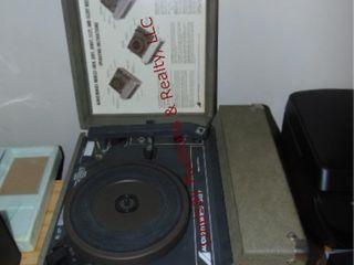 Audio tronics 3127 portable record player