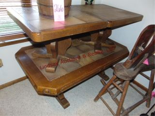 3pc living room table set  coffee table 57x33x32