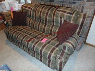 Sofa Recliner 87  x 35