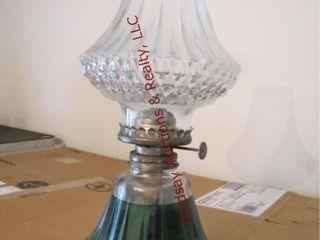 Oil lamp