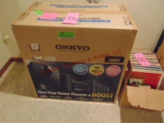 Onkyo mod  HTS5300B home theater system