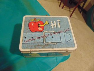 Vintage My lunch lunch box