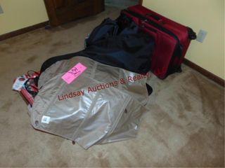 13 pcs of luggage