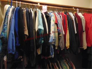 30  women s tops   blouses  various size style