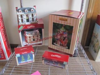 leMax Dickensvale Collectibles SEE PICS