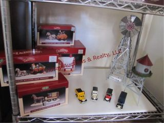 Approx 10pc leMax Dickensvale Collectibles SEE PIC