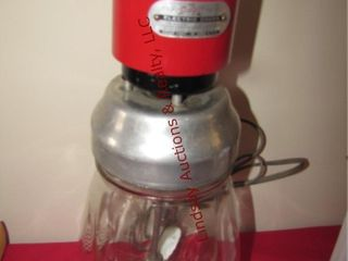 Dazey Electric Churn Mod  4 E R  Ser  BC  115v