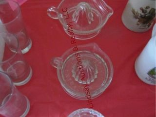4 clear juicers