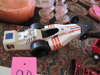 Evil Knievel Ideal race car