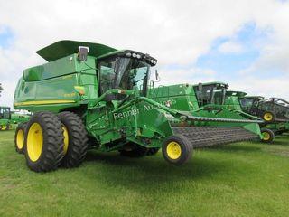 Pre-Harvest Equipment & Consignment June 2021