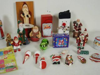 lot of Really Cool  Christmas Items   See Photos