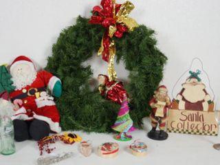 lot of Christmas Items