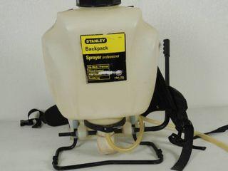 Stanley Backpack Sprayer  professional  4 Gal