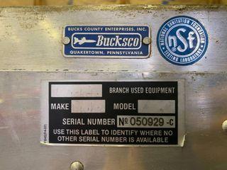 Commercial Food Warmer Cabinet Bucksco on Wheels