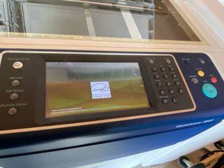 XEROX WorkCentre 5745   Black   White Multi Function Copier Printer