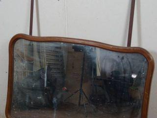 Dresser Mirror  33  Tall x 45  Wide