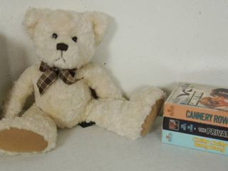 Great VHS Movies   Sound of Music  Cannery Row  Private Eyes   Chitty Chitty Bang Bang   Stuffed Animal