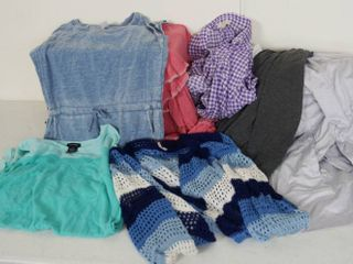 lot of Very Nice Clothes  size sm med