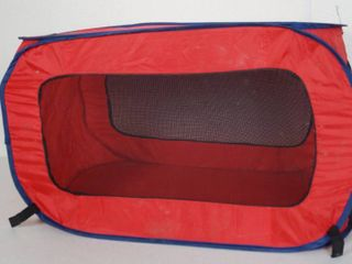 Material Dog House    approx  35  long x 21  high