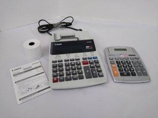 Canon P170 DH calculator