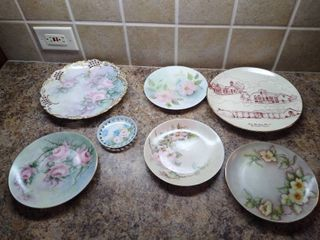 7  Decorative plates