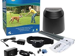 PetSafe Stay   Play Compact Wireless Fence for Dogs and Cats from the Parent Company of Invisible Fence Brand Above Ground Electric Pet Fence