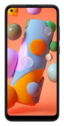 Samsung Galaxy A51 Factory Unlocked Cell Phone   128GB of Storage   long lasting Battery   Single SIM   GSM or CDMA Compatible   US Version   Blue No CHARGER