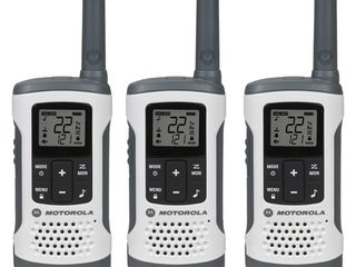 Motorola Talkabout T260TP Radio 3 Pack   White  T260TP