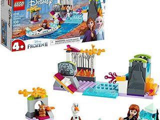 lEGO Disney Frozen II Anna s Canoe Expedition 41165 Frozen Adventure Building Kit  108 Pieces