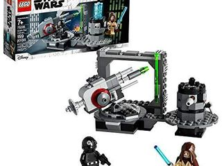 lEGO Star Wars  A New Hope Death Star Cannon 75246 Advanced Building Kit with Death Star Droid  159 Pieces