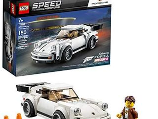 lEGO Speed Champions 1974 Porsche 911 Turbo 3 0 75895 Building Kit  180 Pieces