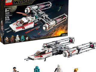 lEGO   Star Wars Resistance Y Wing Starfighter 75249