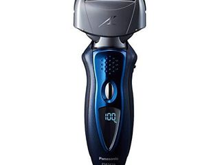 Panasonic Arc4 Electric Razor for Men with Pop Up Beard Trimmer  4 Blade Foil Cutting System  Flexible Pivoting Head  Hypoallergenic  Wet Dry Electric Shaver ES8243AA