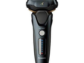 Panasonic Electric Razor for Men   Electric Shaver ARC5  Wet Dry Shaver Men   Cordless Razor   Shaver with Pop Up Trimmer 16 D Flexible Pivoting Head   Intelligent Shaving Sensor ES lV67 K  Black