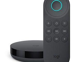 logitech Harmony Express Universal Voice Remote with Amazon Alexa