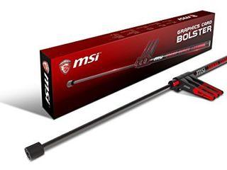 MSI GAMING nVIDIA GeForce GTX AMD Radeon Graphics Card Bolster  MSI Bolster