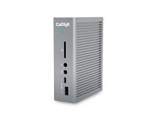 CalDigit TS3 Plus Thunderbolt 3 Dock   87W Charging  7X USB 3 1 Ports  USB C Gen 2  DisplayPort  UHS II SD Card Slot  Gigabit Ethernet for Mac   PC  Thunderbolt 4 Compatible  0 7m 2 3ft Cable