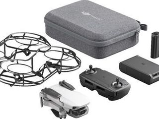 DJI   Mavic Mini Fly More Combo Quadcopter with Remote Controller   Gray