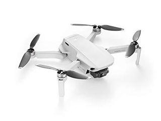DJI Mavic Mini Combo   Drone FlyCam Quadcopter UAV with 2 7K Camera 3 Axis Gimbal GPS 30min Flight Time  less than 0 55lbs  Gray