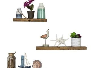 Handmade Del Hutson Designs True Floating Shelves