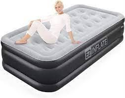 EZinflate Double High Airbed Queen Size