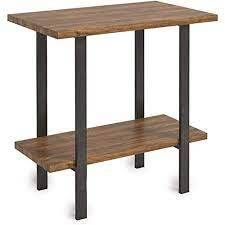 Barnyard Designs Rectangular Side Table