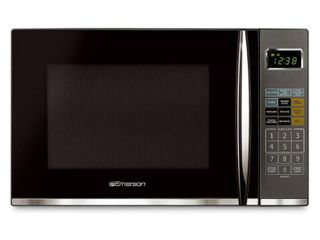 Emerson 1 2CU FT  1100W Microwave w  Grill