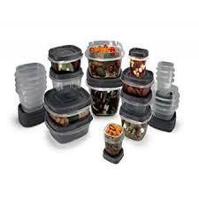 Rubbermaid Tupperware Set