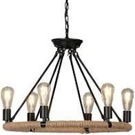 The Gray Barn lake View Chandelier