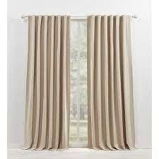 Ralph lauren Waller Blackout Back Curtain Panels SET OF 2