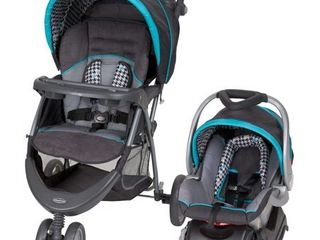 Baby Trend EZ Ride 5 Travel System  Houndstooth