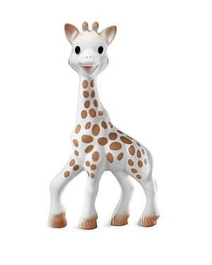 Sophie la Girafe Teether  Kushies fitted bassinet sheet  green  small white lamp shade
