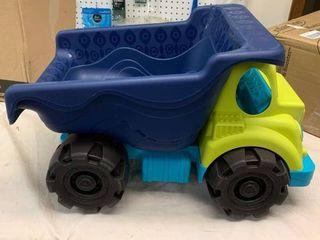 My B Toys plastic dump truck