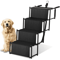 Snagle Paw Foldable Pet Stairs